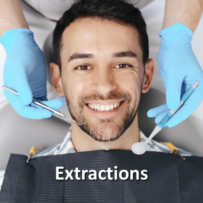 Extractions | Dental Restorative | Santa Rosa